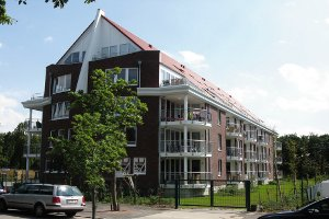 Residenz Hohe Lith in Cuxhaven an der Nordsee